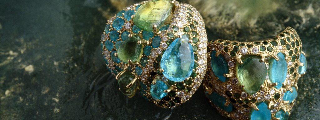 Alta gioielleria - anelli oro giallo