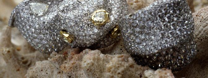 Alta gioielleria - anelli oro e diamanti