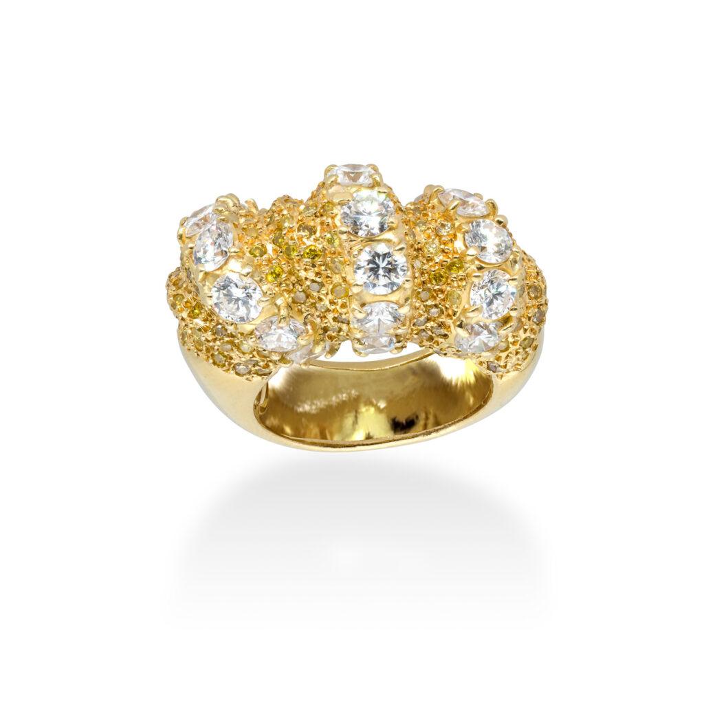 Empress' crown Ring