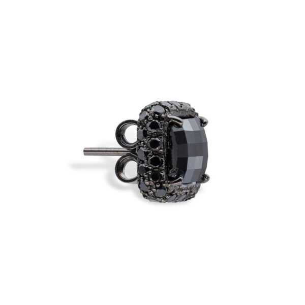 Black Diamonds Earrings d'Avossa 15