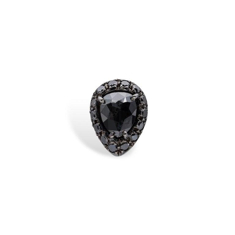 Black Diamonds Earrings d'Avossa 7