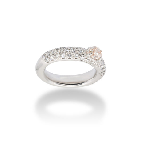 Fancy Natural Diamond d'Avossa Ring (2)