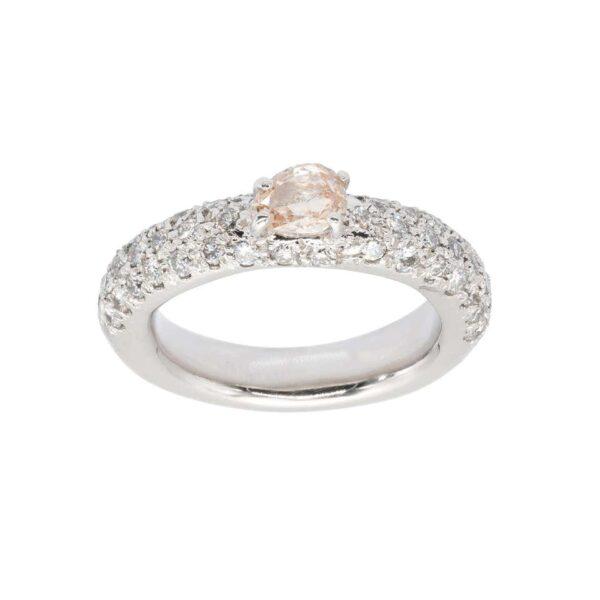 Fancy Natural Diamond d'Avossa Ring (20)